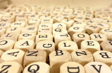 Ortografia na Alfabetização